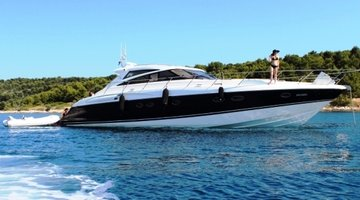 Charter Princess V 58 Split
