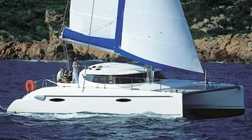 Charter Fountaine Pajot Lavezzi 40 Split
