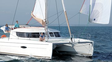 Alquiler Fountaine Pajot Lipari 41 Evolution Trogir